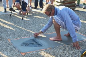 ANGLET SURF AVENUE – « WALK OF FAME » DU SURF À ANGLET