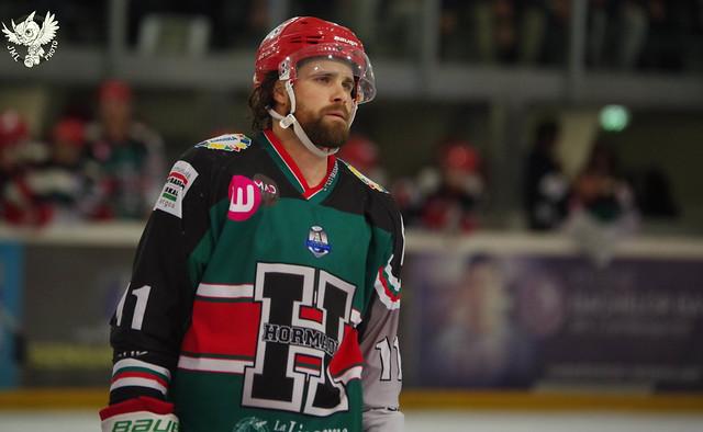 Thomas Decock, capitaine de l'Hormadi, équipe de Hockey d'Anglet