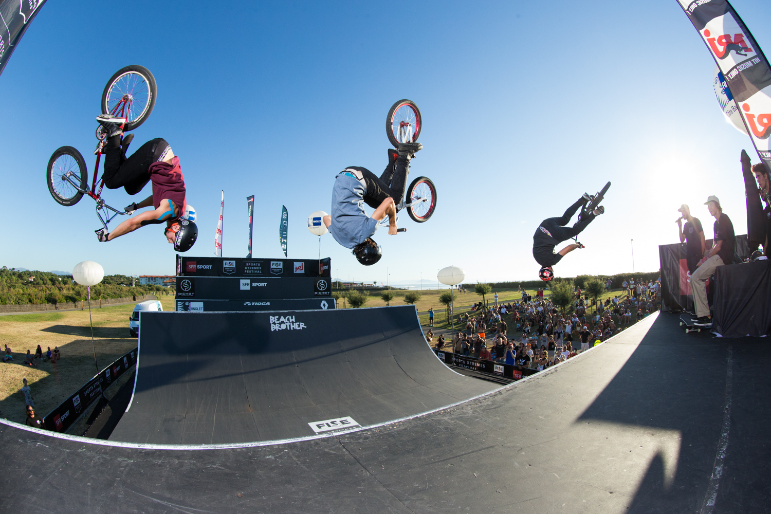 Riders pendant l'Anglet Park Session (FISE) ©cedricderodot-2017