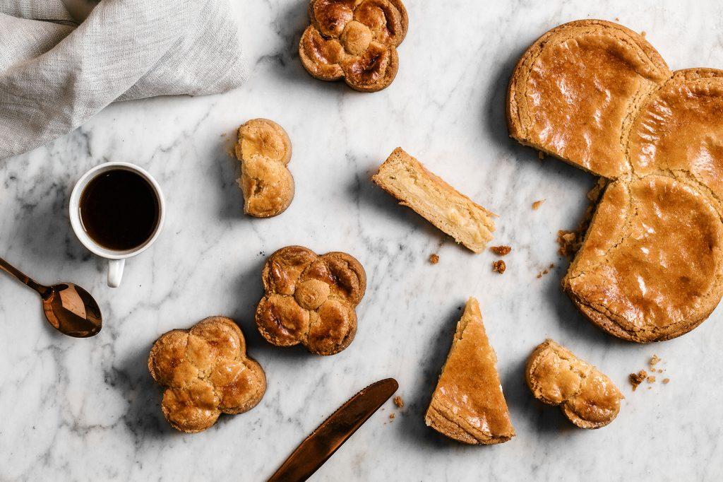 Gâteaux Basques de la Maison Pommiers à Anglet ©StudioWaaz