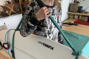 TUTO ECOLO #3 SANGLE DE TRANSPORT POUR PLANCHE DE SURF DIY